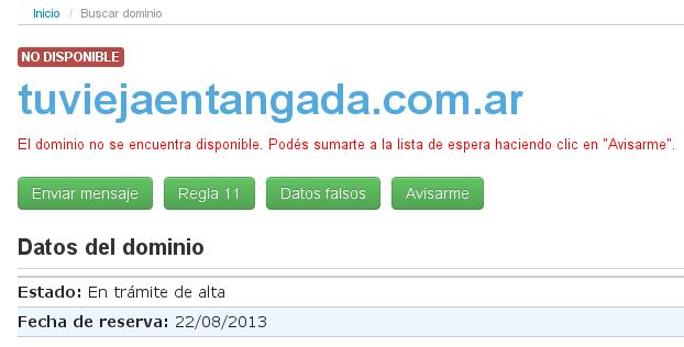 NIC Argentina - Registro de Usuario - registrodedominio2