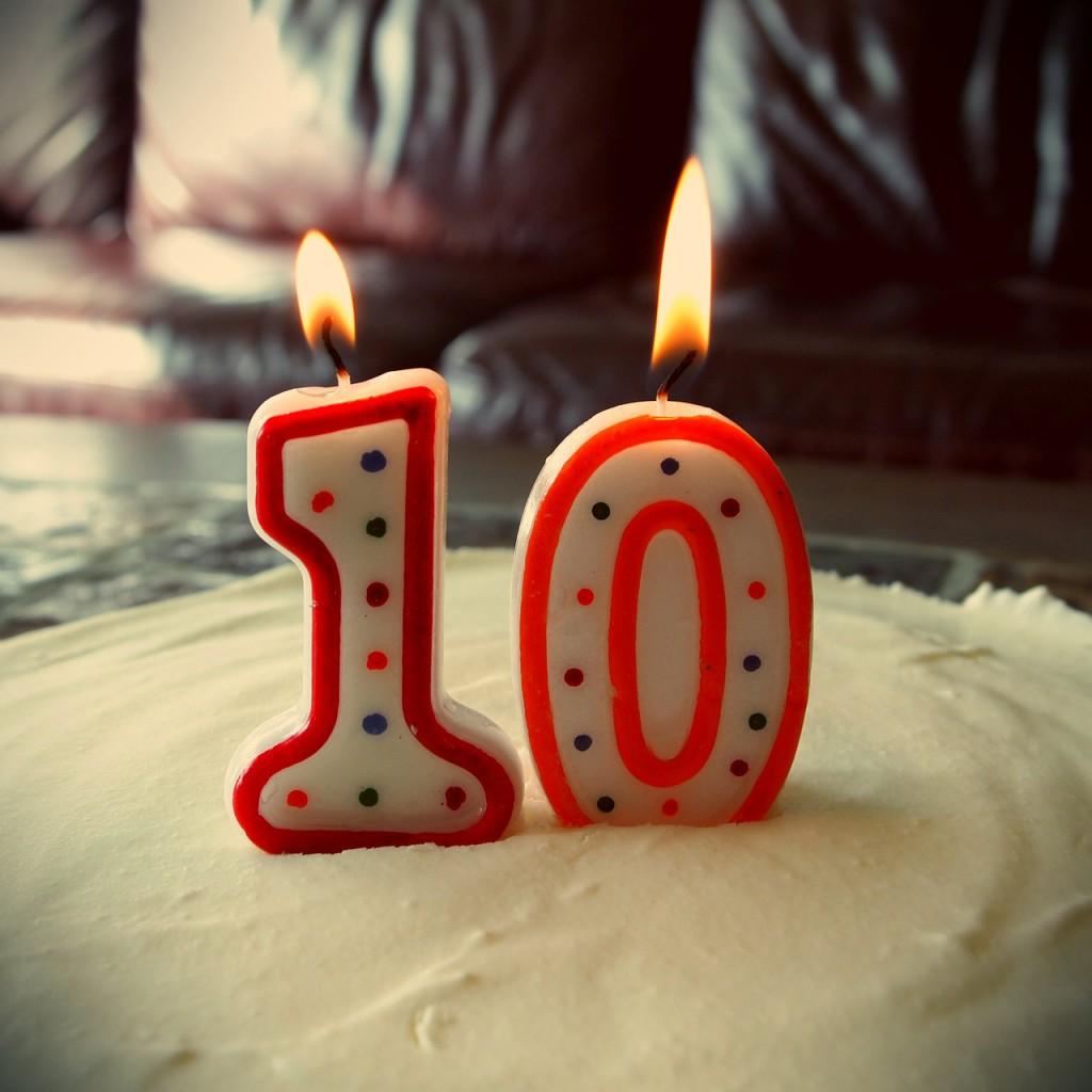 torta10años